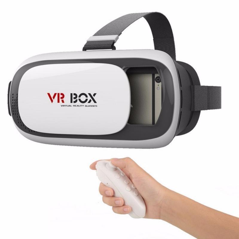 Виртуальные очки VR Box 2.0 c пультом