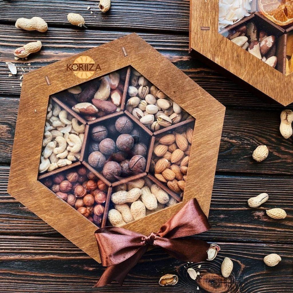 Подарочный набор King Nut Box