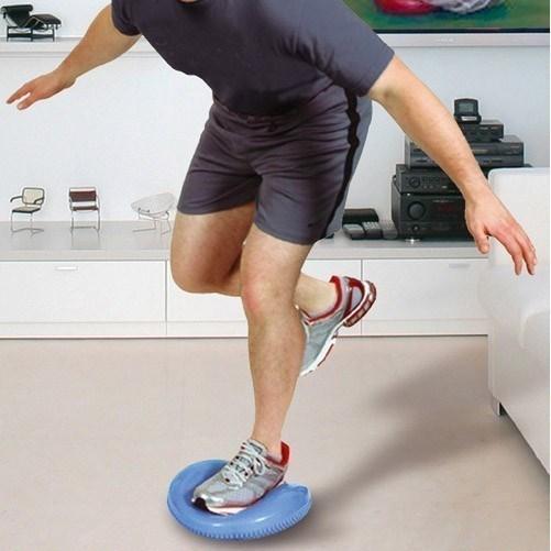 Балансировочный диск Pilates Air Cushion