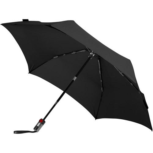 Складной зонт с безопасным механизмом